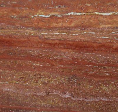 Travertino Persian Red